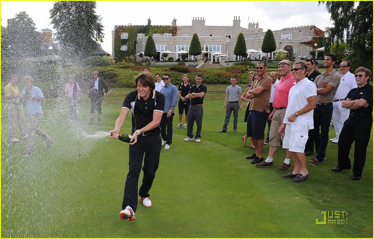 james oliver phelps golf tournament 08
