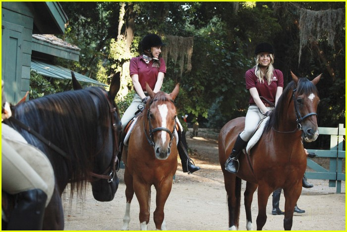 ashley benson janel parrish jockeys 07