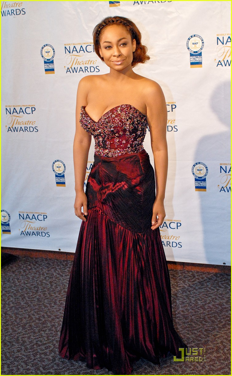 raven symone naacp theatre awards 05