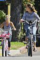 Tisdale-duff ashley tisdale haylie duff bikes 14