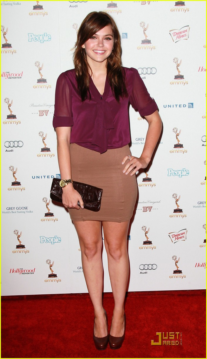 aimee teegarden emmy parties 06