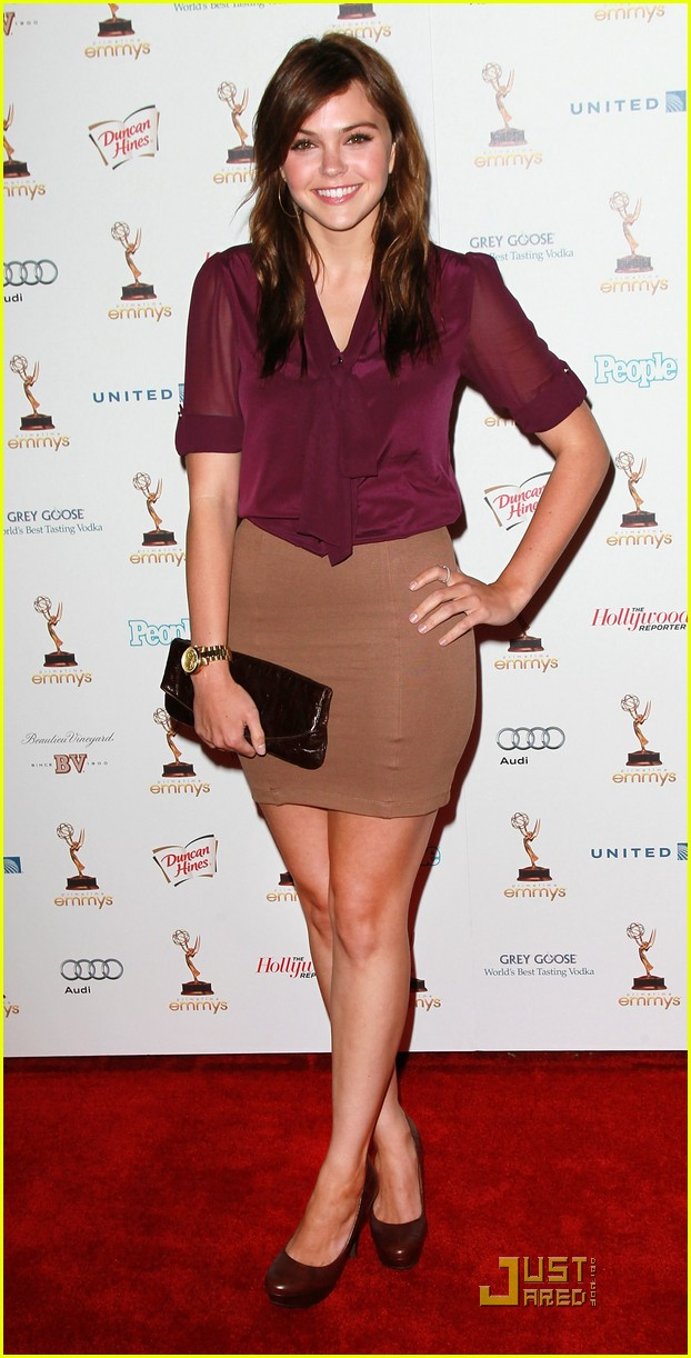 aimee teegarden emmy parties 20