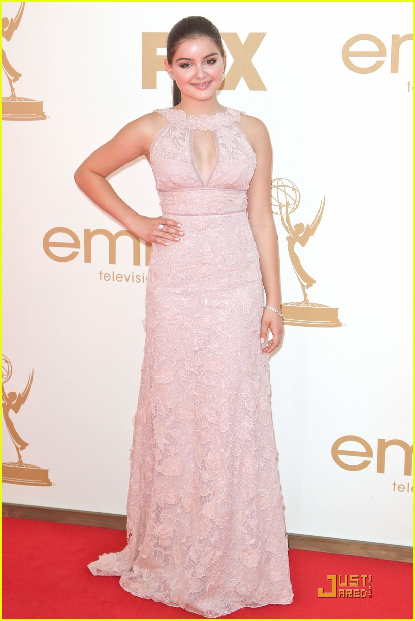 ariel winter nolan gould emmy awards 07