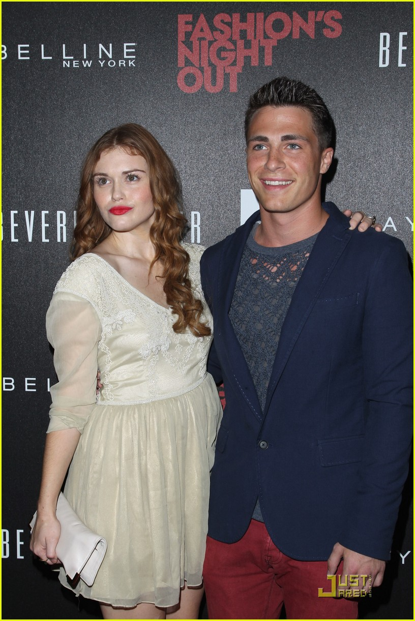 colton haynes holland fno 07