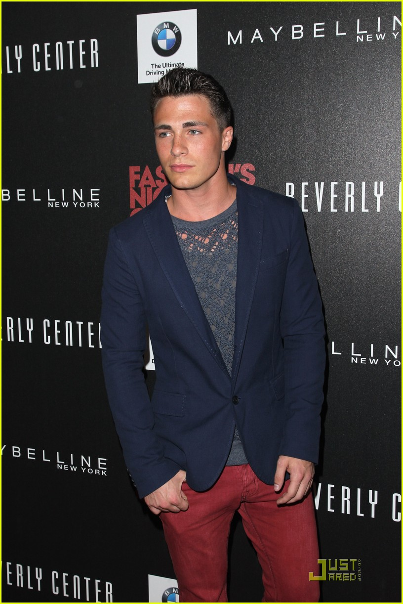colton haynes holland fno 09