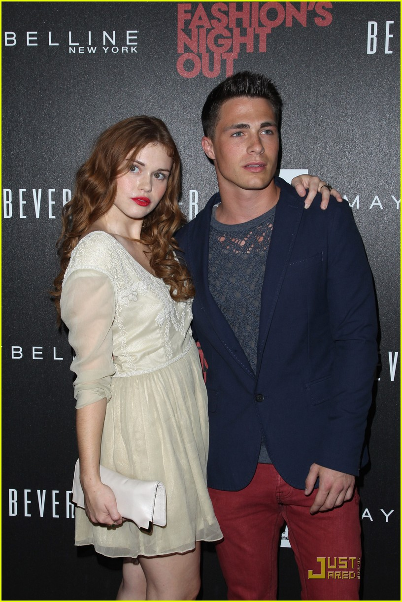 colton haynes holland fno 18