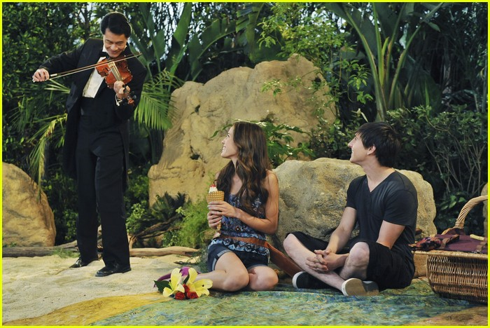 mitchel musso kelsey chow do over 18
