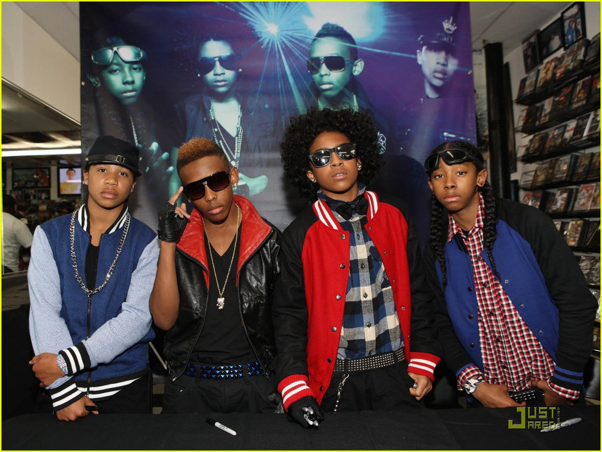 mindless behavior brooklyn performance 08