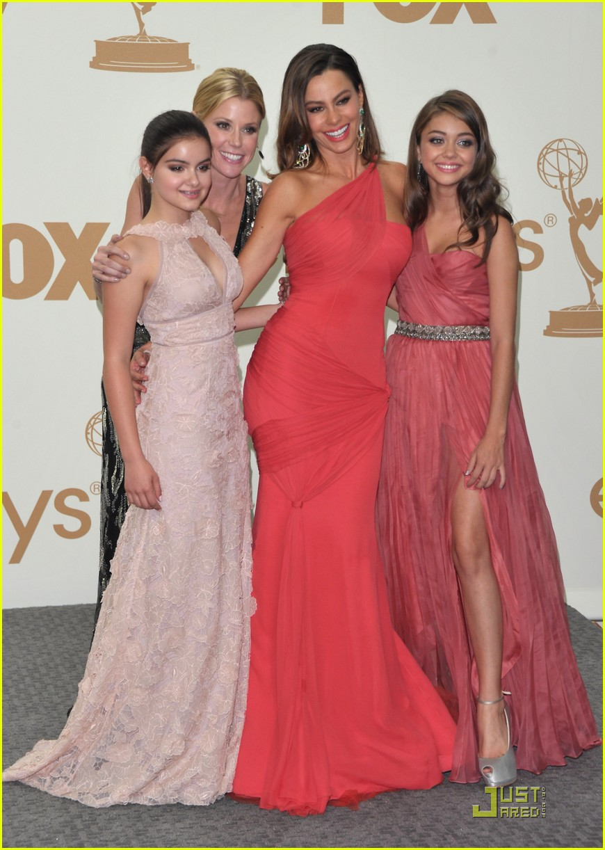sarah hyland emmys after parties 10