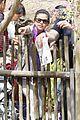 Selena-monkey selena gomez zoo monkey 10