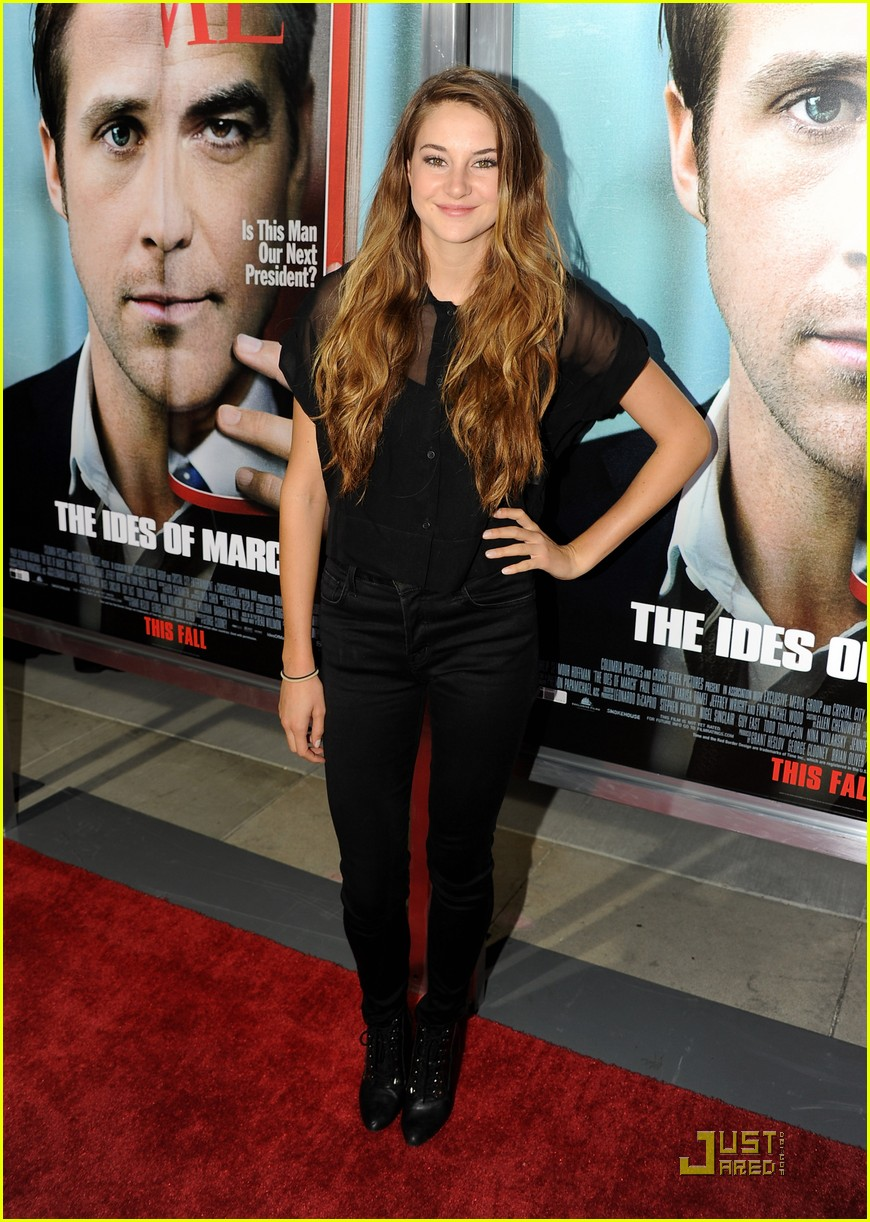 shailene woodley ides march 01