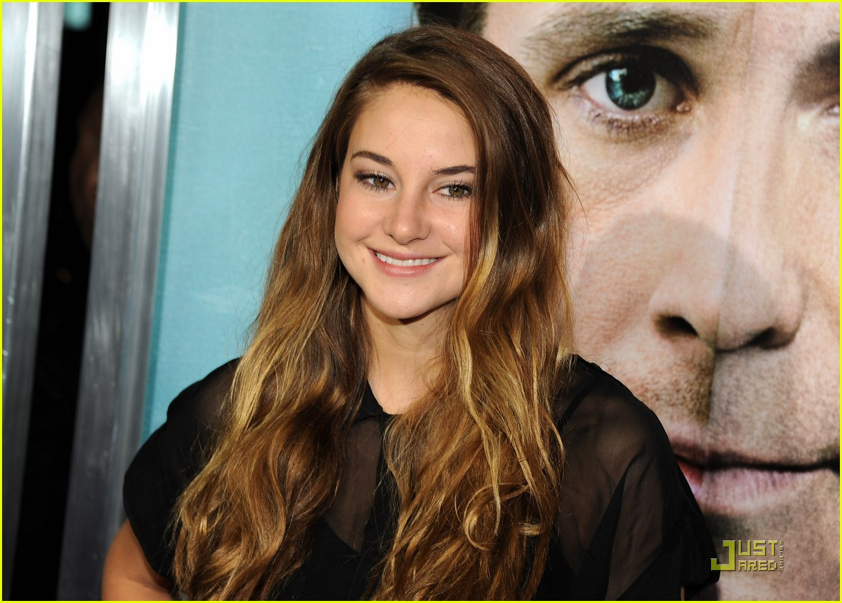 shailene woodley ides march 10