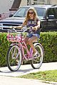 Tisdale-bike ashley tisdale bike ride 06