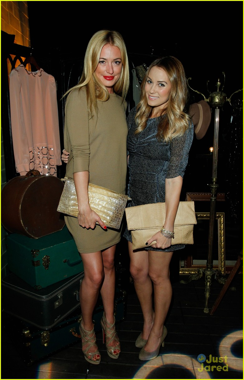 lauren conrad hugo dinner 07