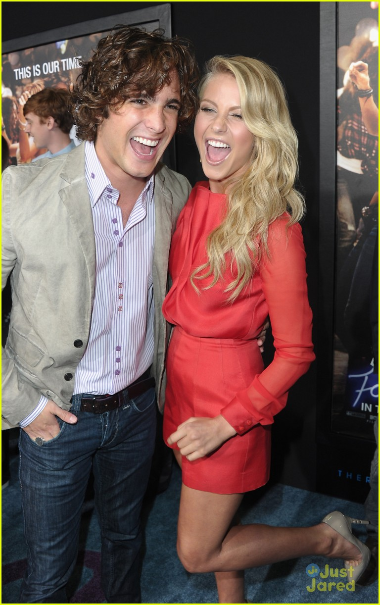 diego boneta footloose premiere 01
