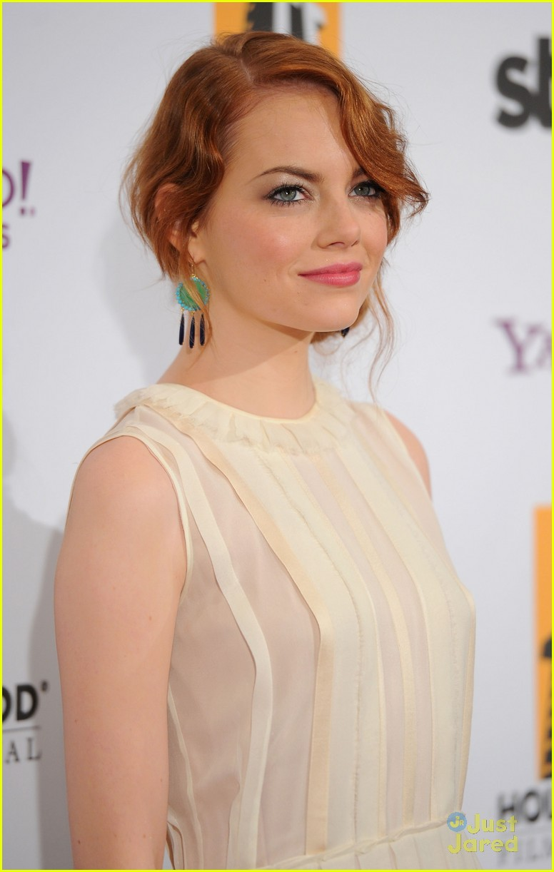 emma stone hollywood film awards 12