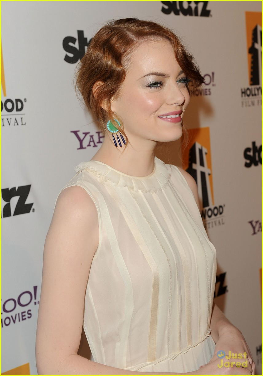emma stone hollywood film awards 13