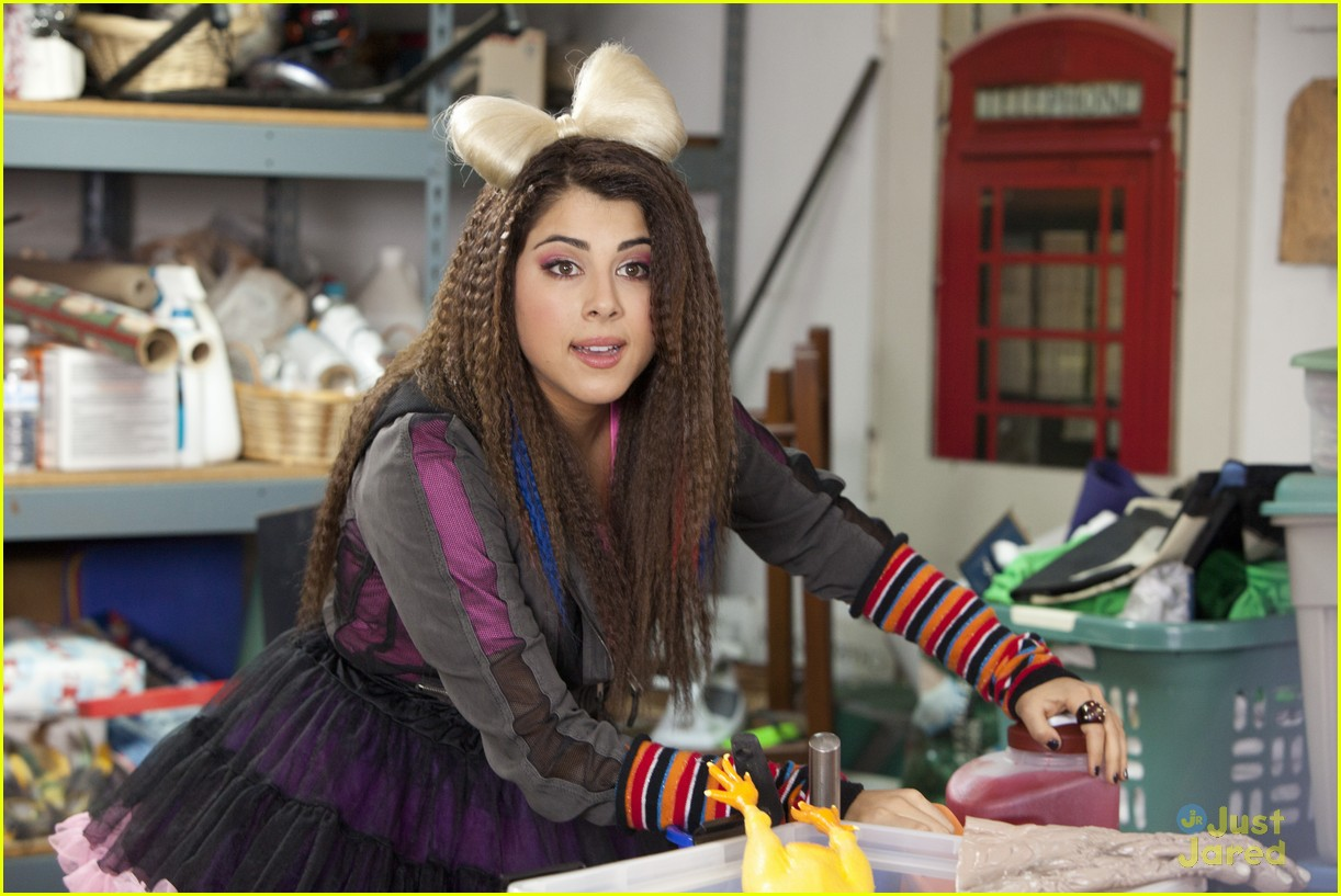 lucas cruikshank daniella monet fred movie 09