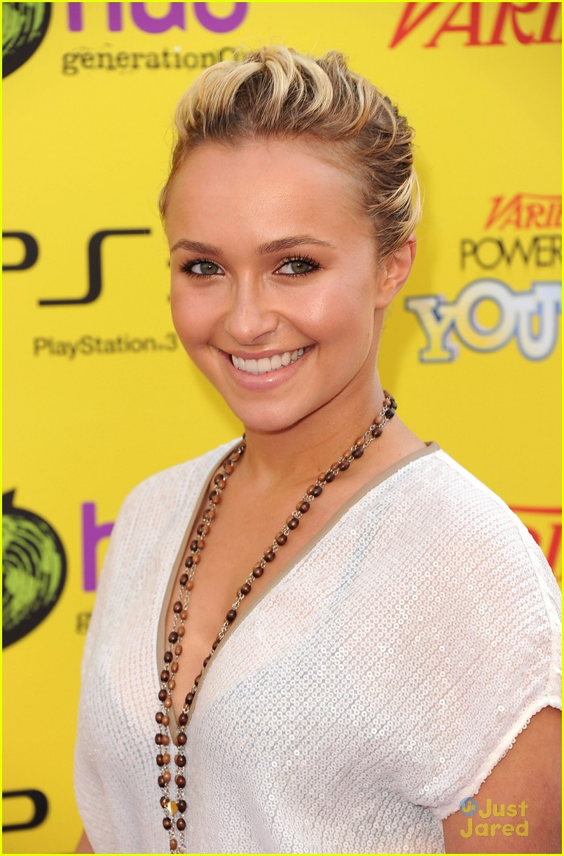 hayden panettiere power youth 08
