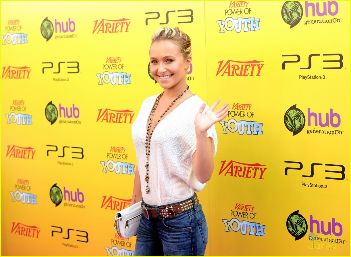 hayden panettiere power youth 09