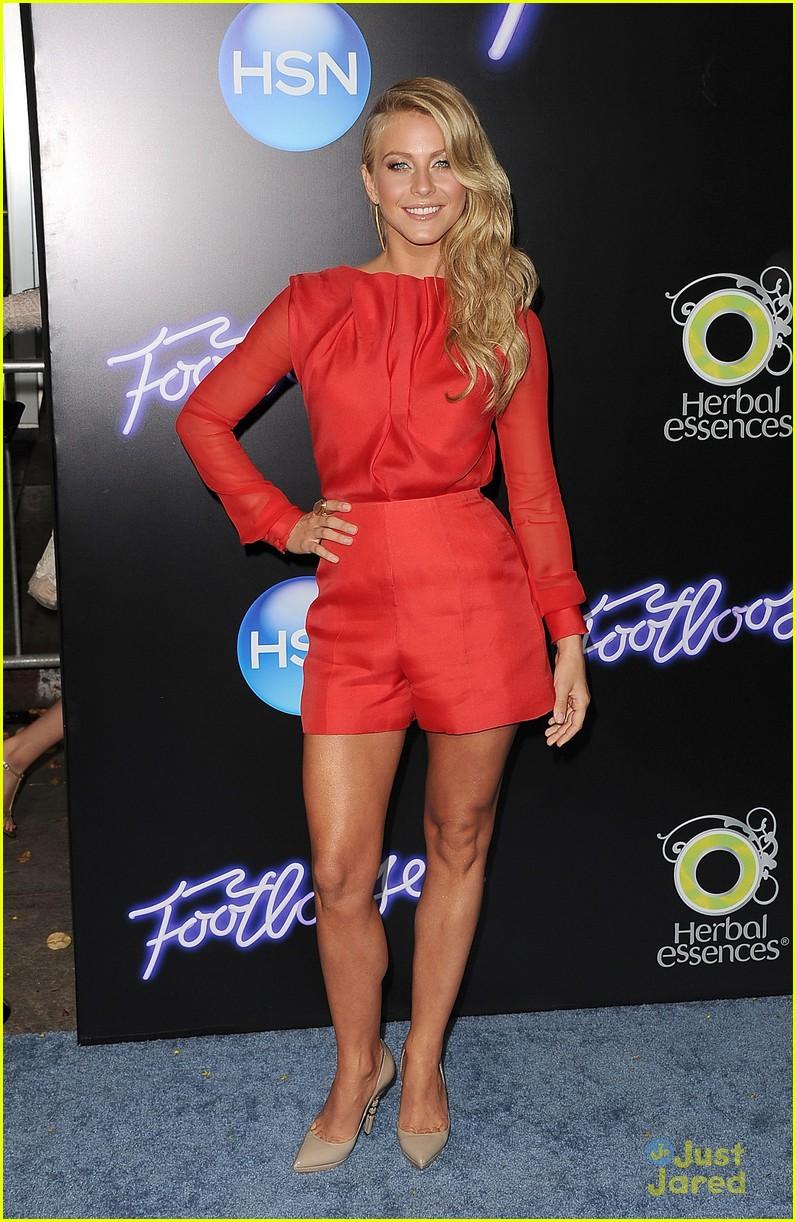 Julianne Hough To Get  Footloose  on Dancing With The Stars Julianne Hough Footloose Dancing