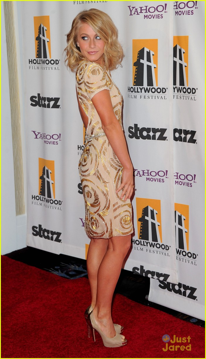 julianne hough hollywood film awards 09