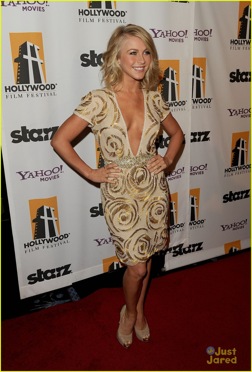 julianne hough hollywood film awards 12