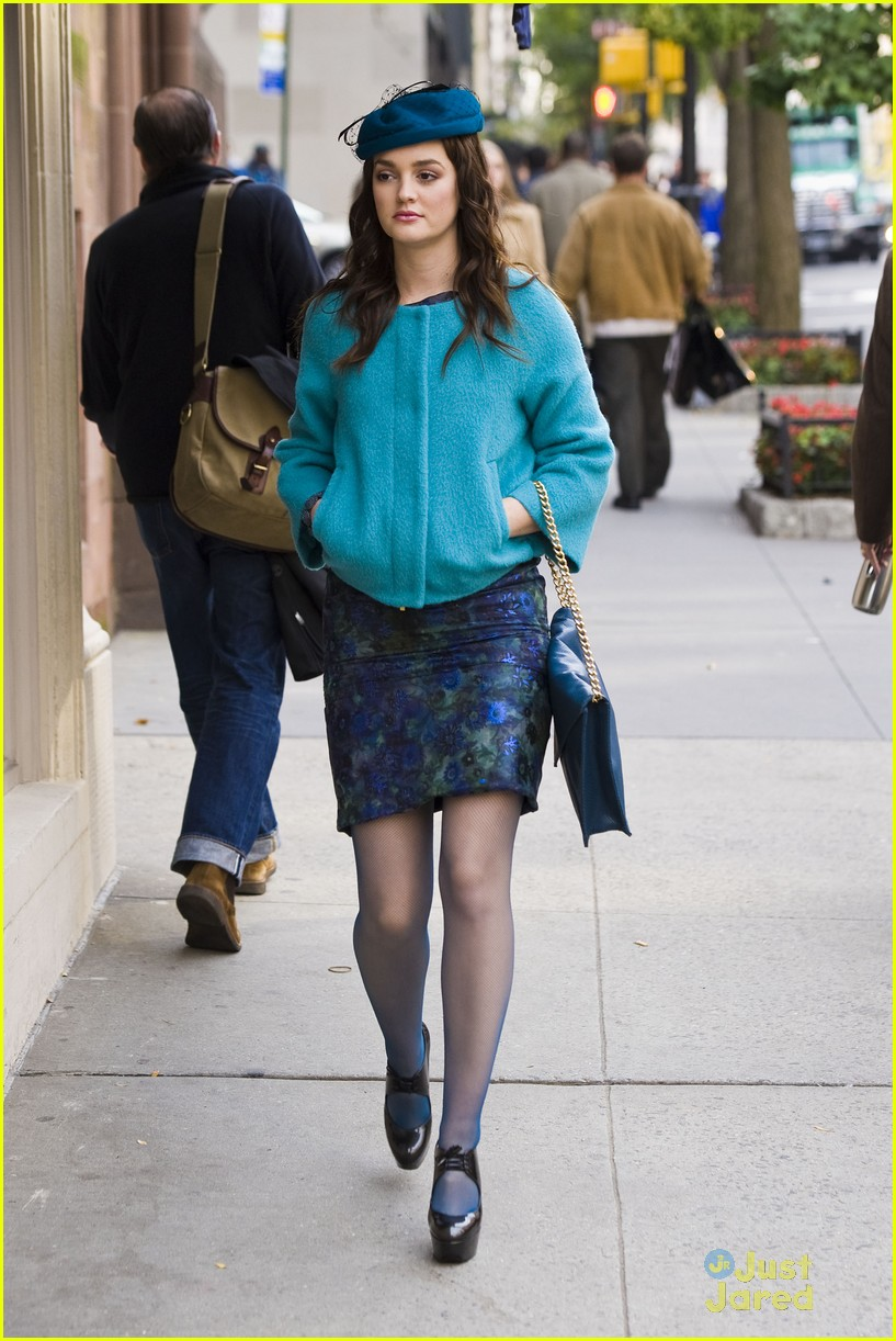 leighton meester blue gg set 03