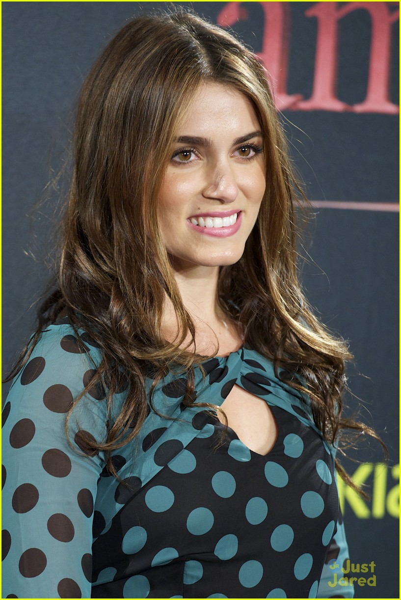 nikki reed rathbone spain premiere 08