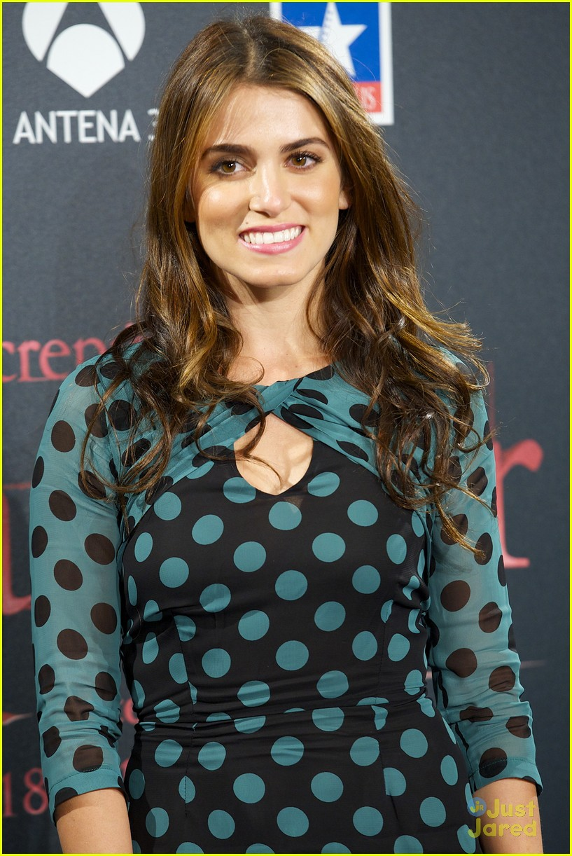 nikki reed rathbone spain premiere 18