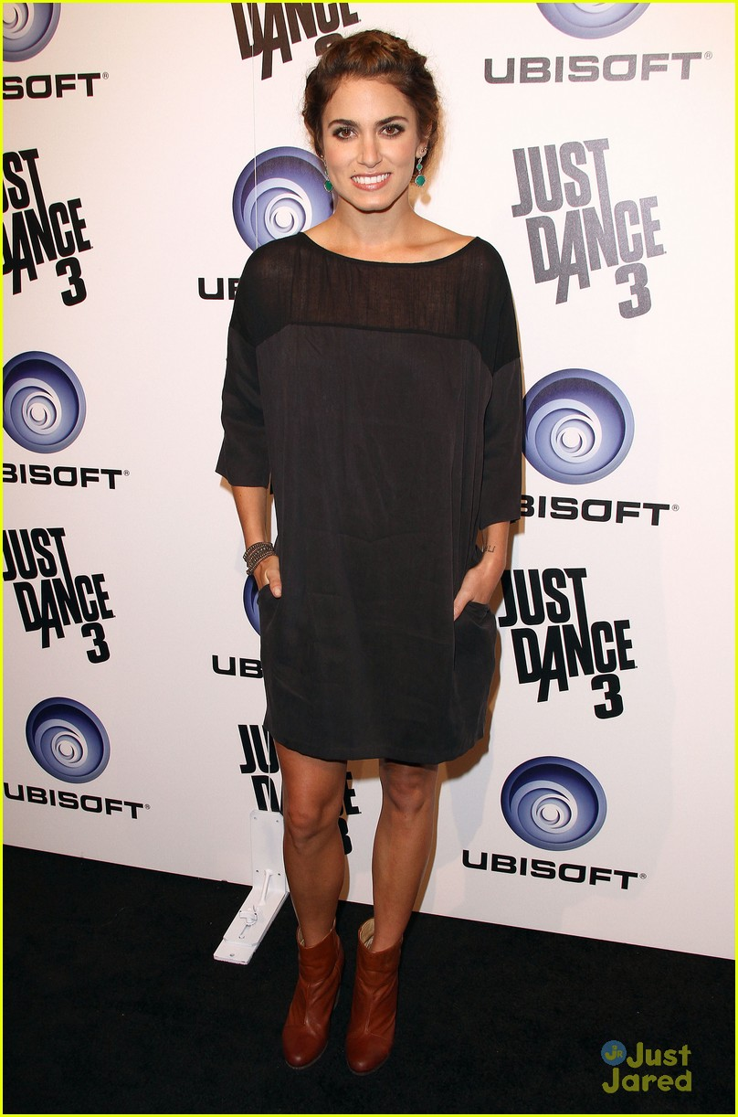 nikki reed just dance paul 13