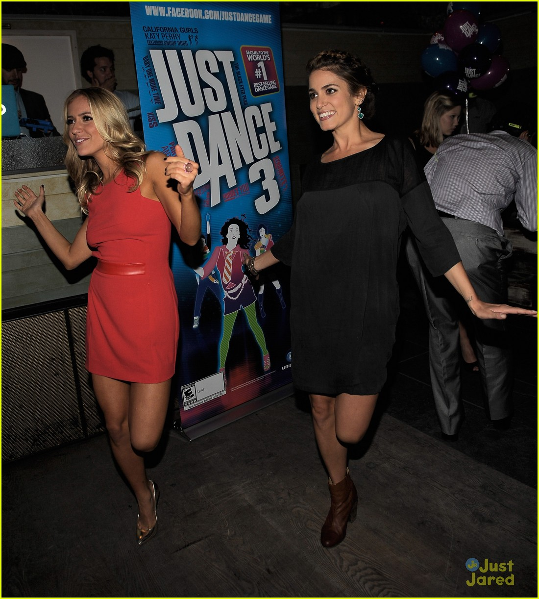 nikki reed just dance paul 14