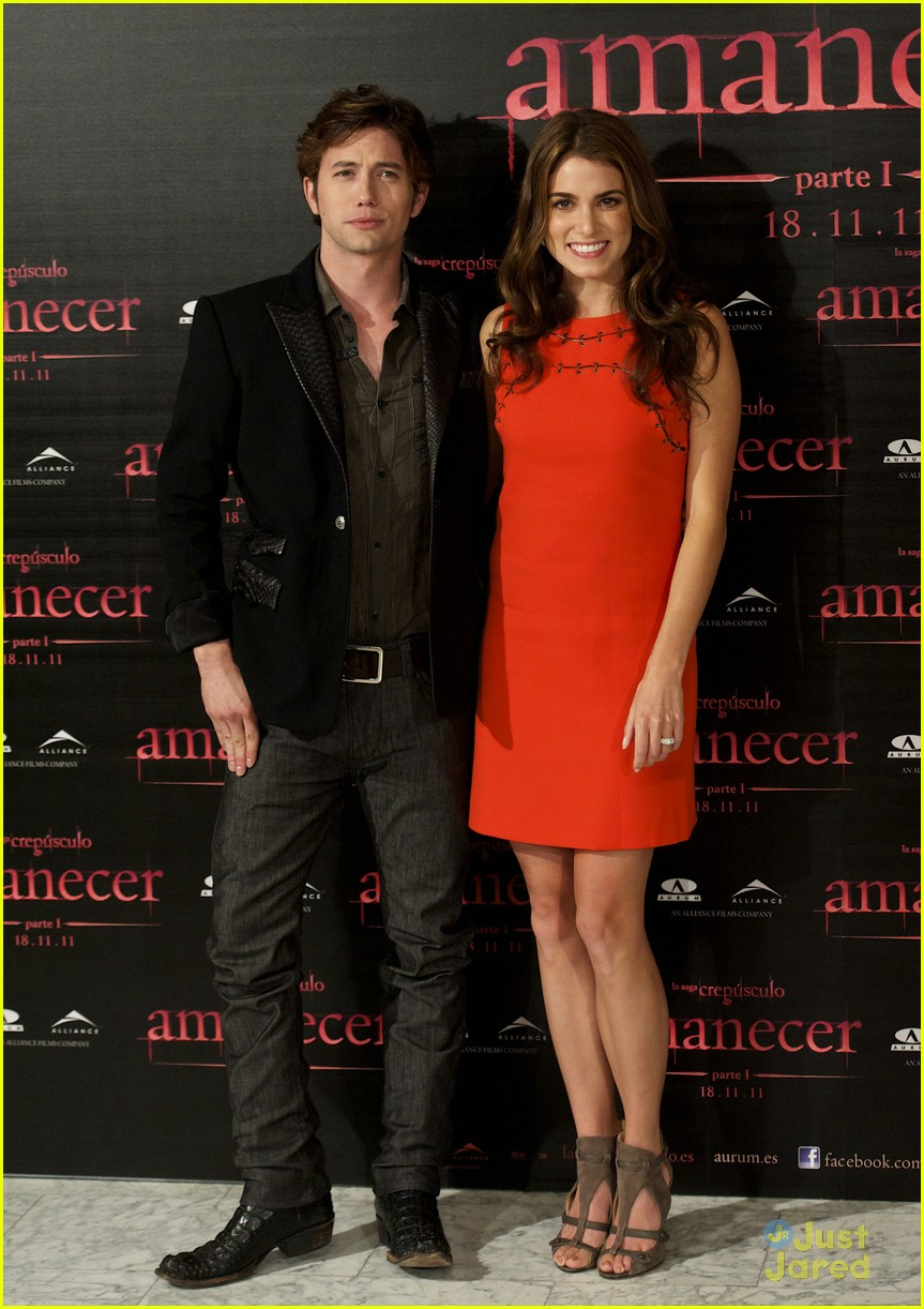 nikki reed jackson rathbone madrid 05