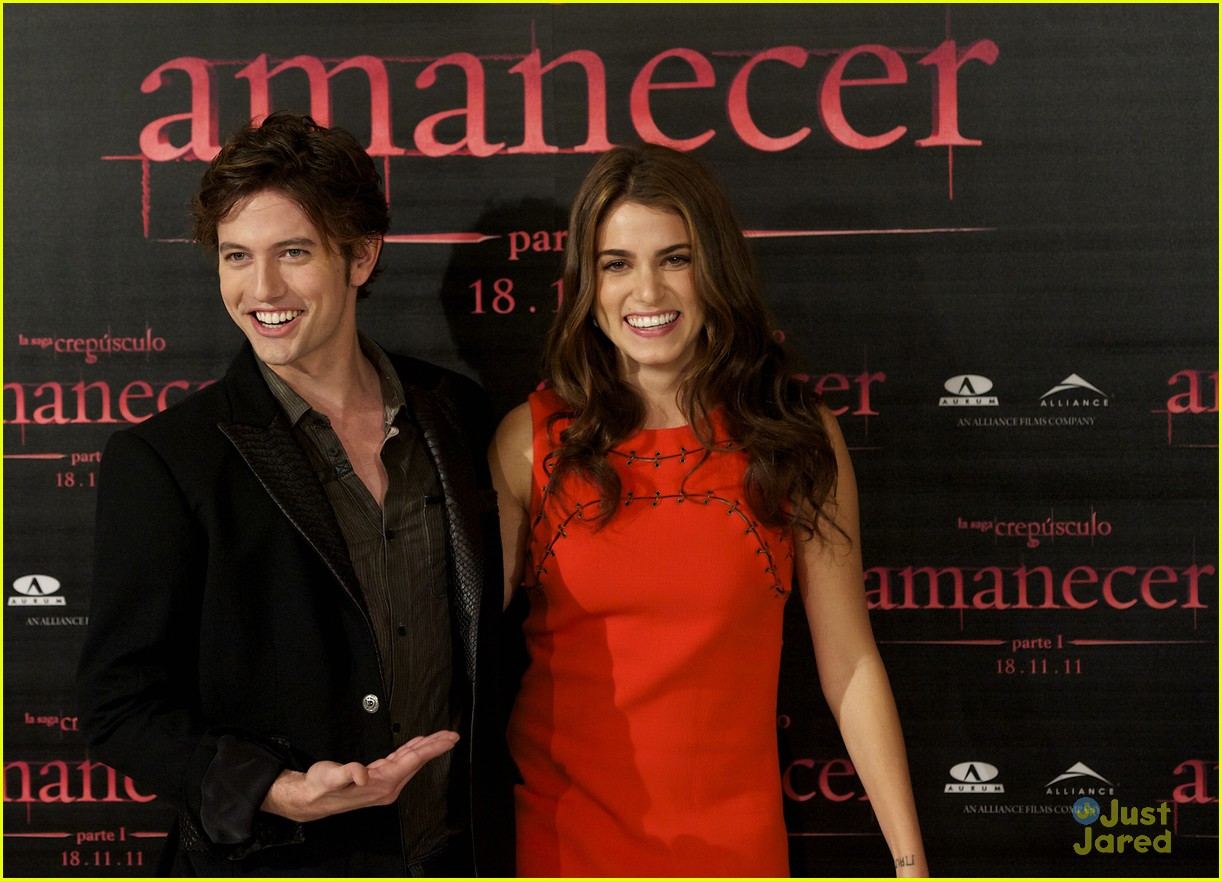 nikki reed jackson rathbone madrid 23