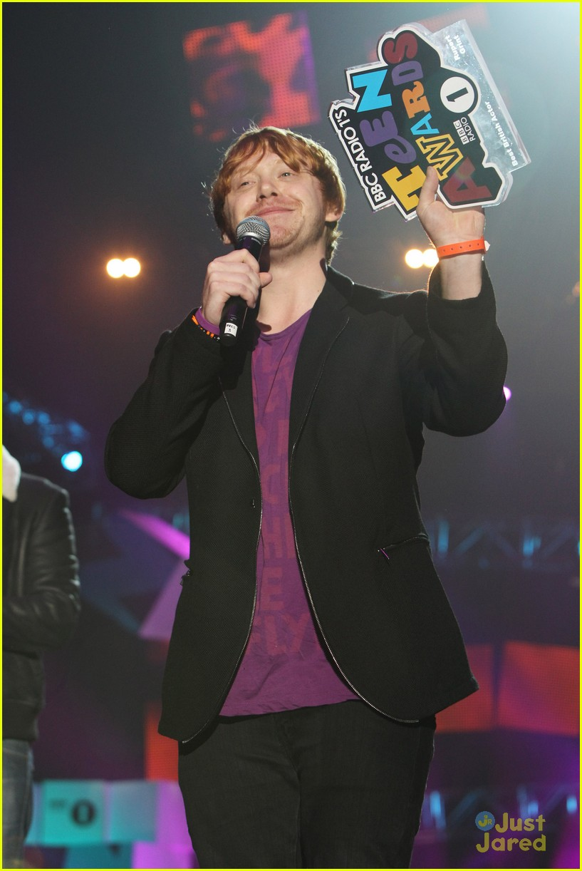 rupert grint bbc teen awards 03