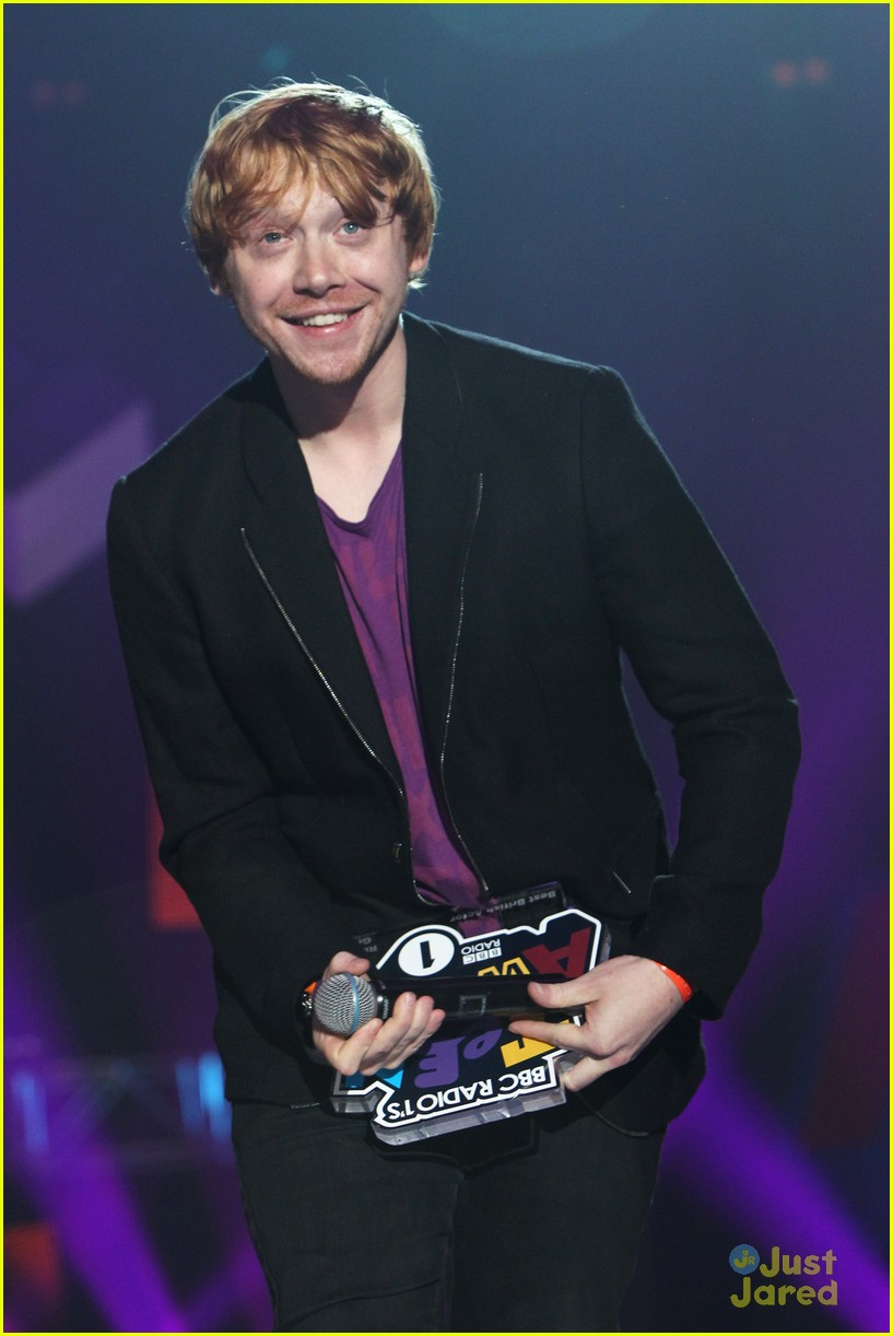 rupert grint bbc teen awards 05