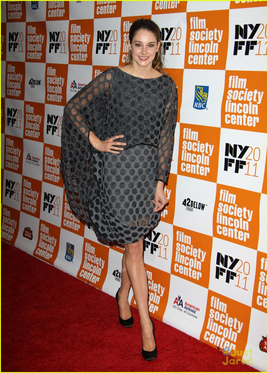 shailene woodley descendents nyff 11