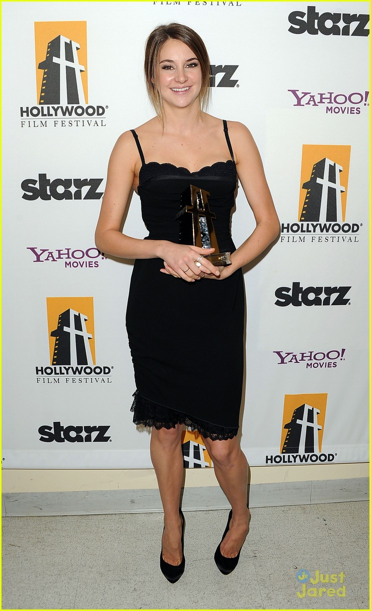 shailene woodley hollywood film awards 04