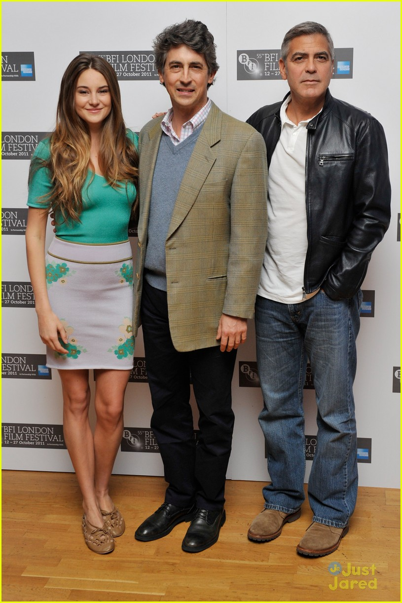 shailene woodley descendents photocall 16