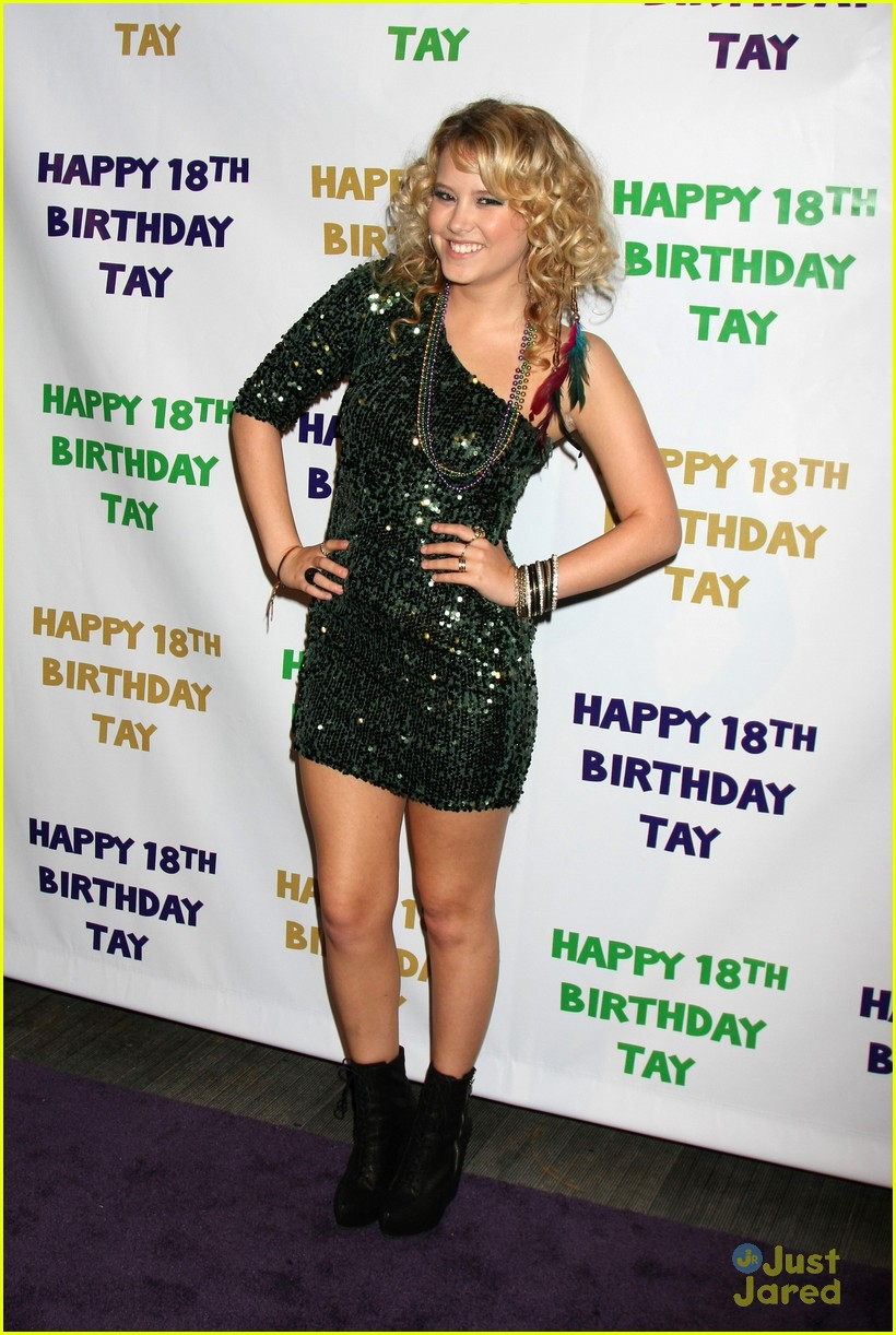 taylor spreitler birthday party 08
