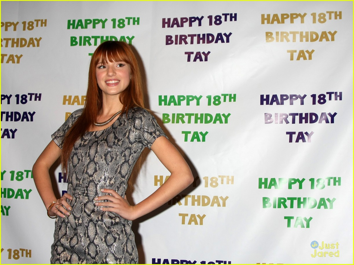 taylor spreitler birthday party 15