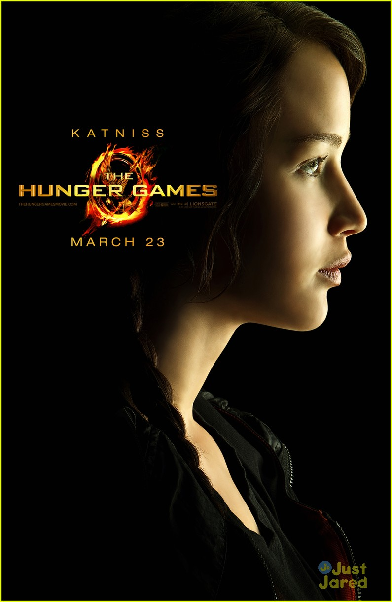 the hunger games character posters 01