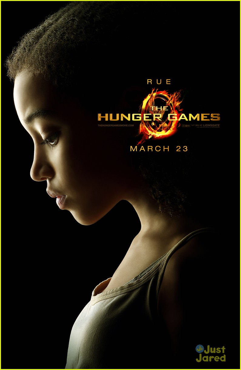 The Hunger Games: New Character Posters! | Photo 444793 ...