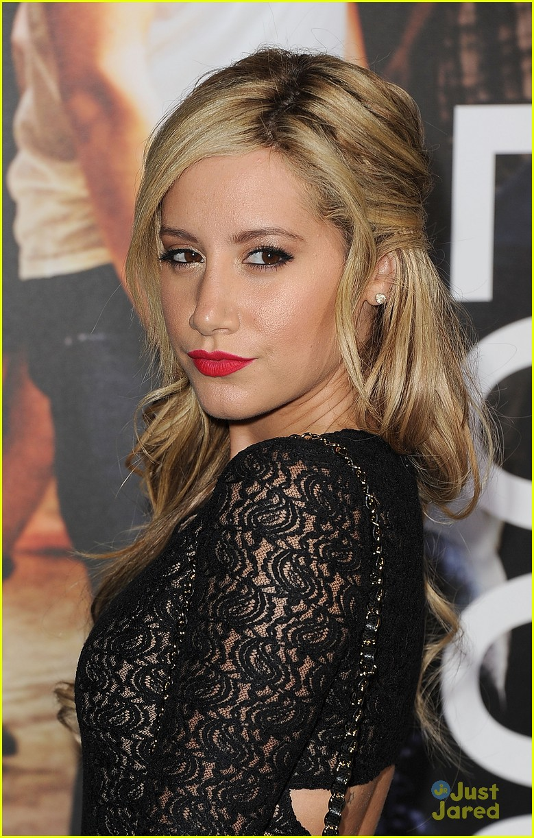 ashley tisdale footloose premiere 09