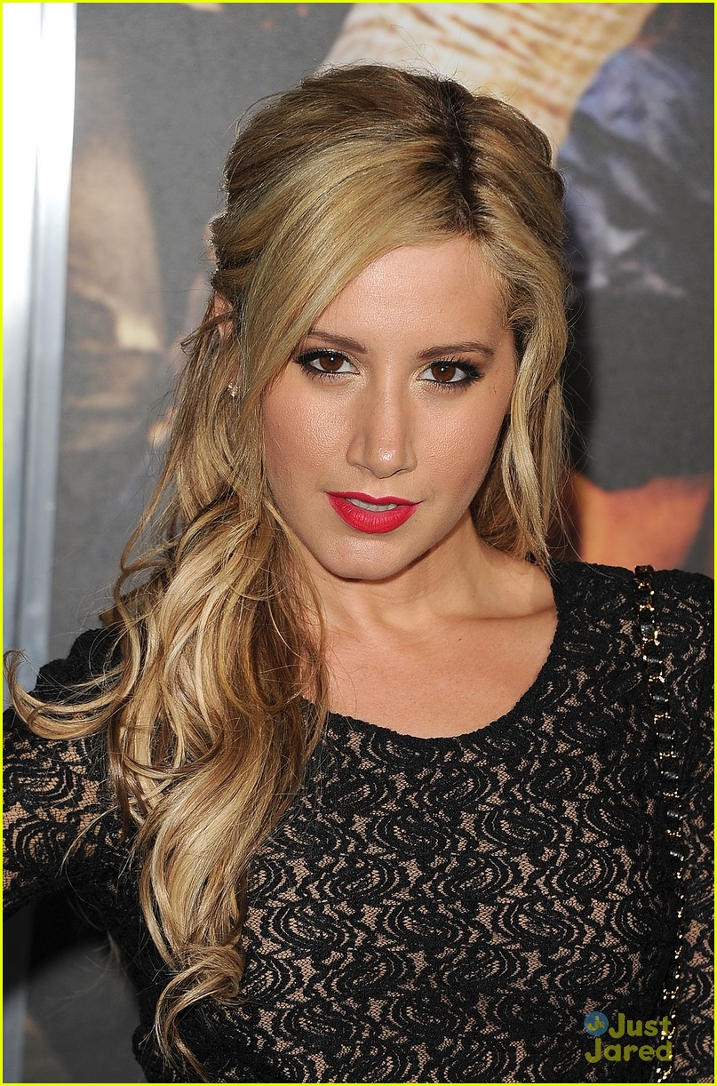 ashley tisdale footloose premiere 12