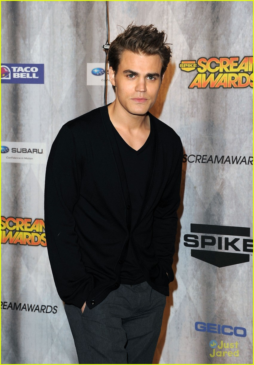 paul wesley scream awards 01