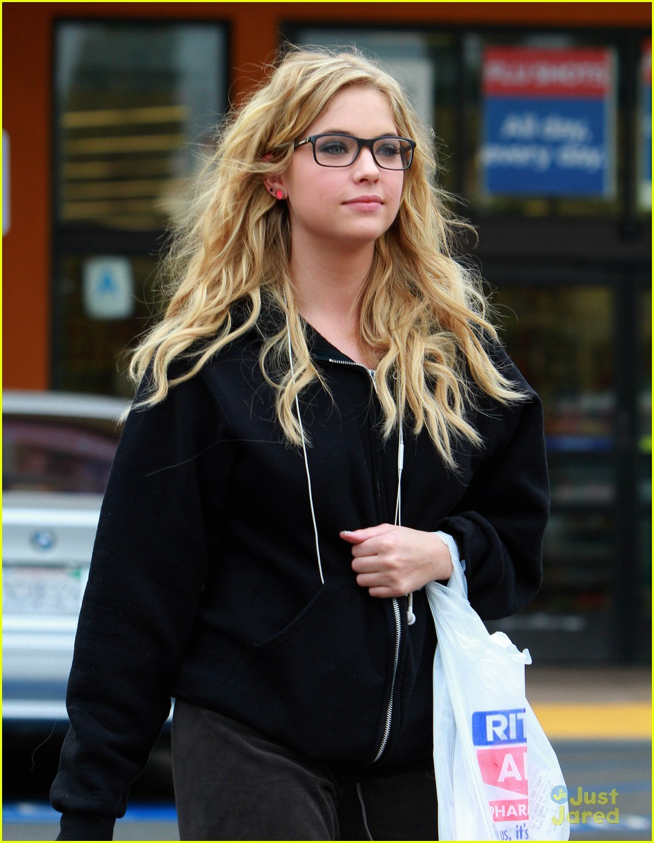 ashley benson rite aid 03