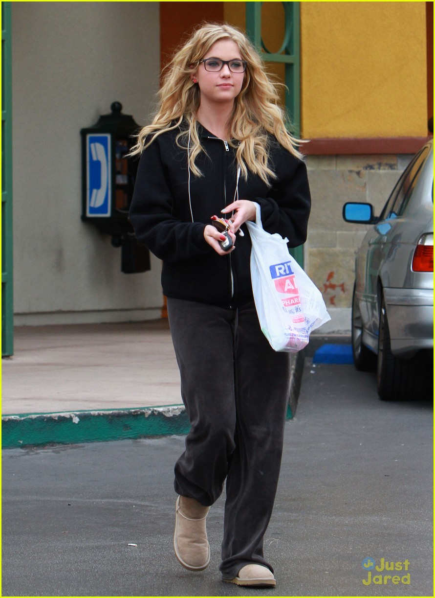 ashley benson rite aid 06