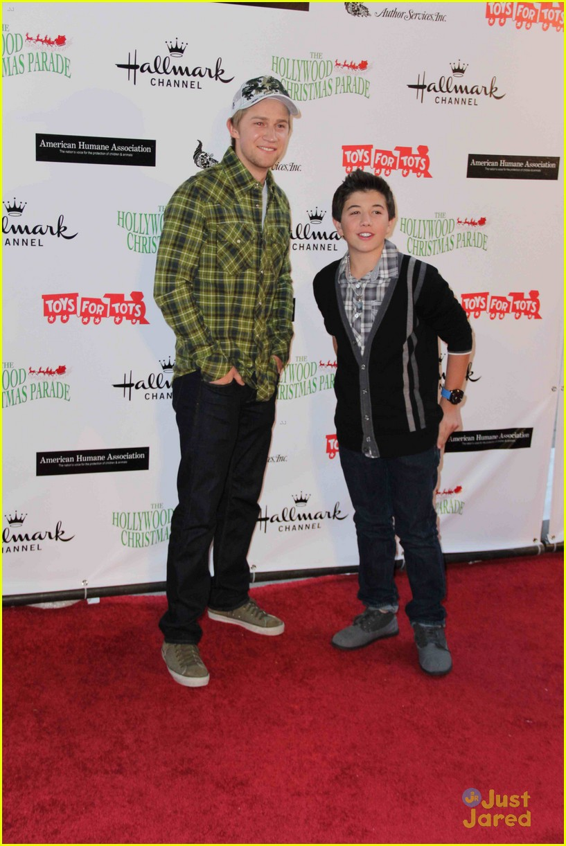 bradley perry jason dolley parade 04