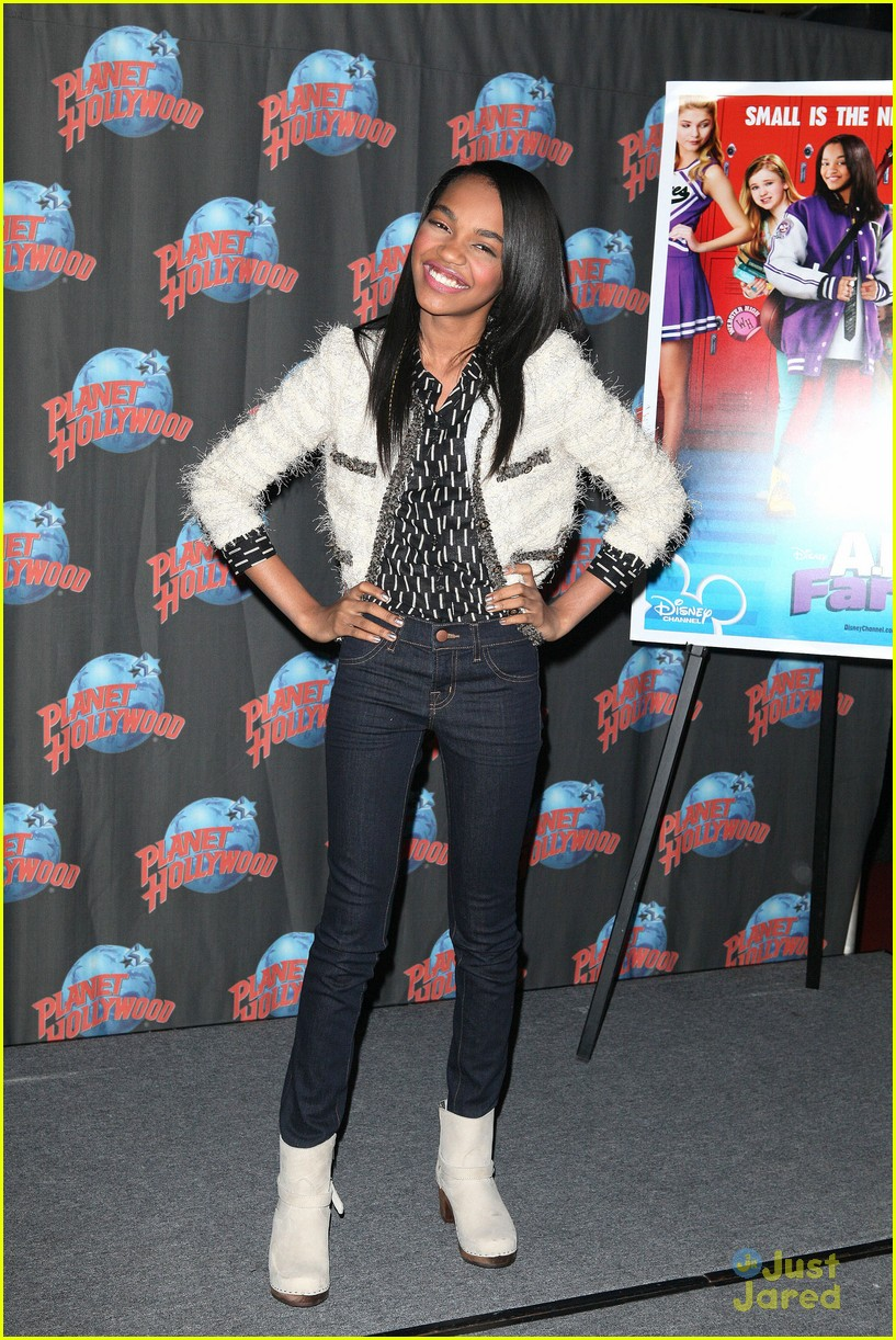 china anne mcclain planet hollywood  18